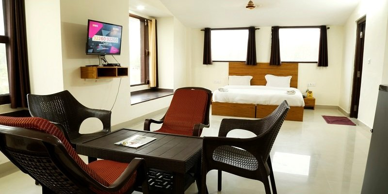 luxury rooms in jim corbett national park
