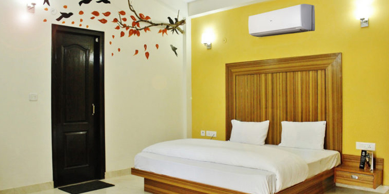 family rooms in corbett treat resort