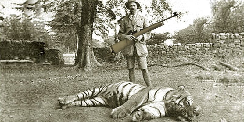 tiger hunter james edward corbett